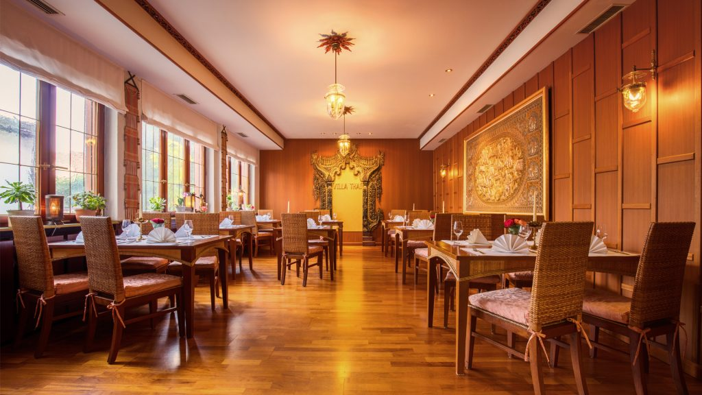 Villa Thai Restaurant in Freiburg Umkirch